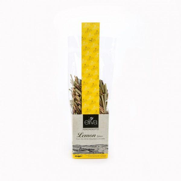 biologisch handgeplukt Citroengras