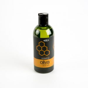 natuurlijke shampoo op basis van olijfolie en honing