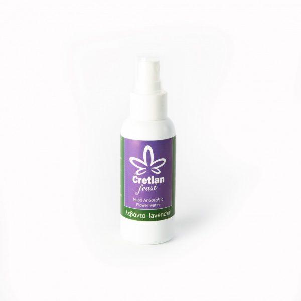 biologisch lavendelwater