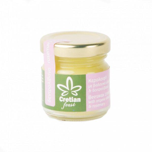 bijenwas crème met rozemarijn